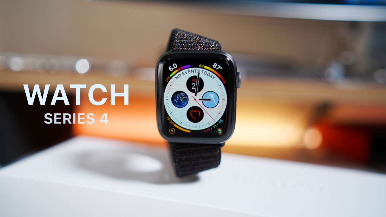Apple Watch Series 4 Unboxing, Setup and First Look