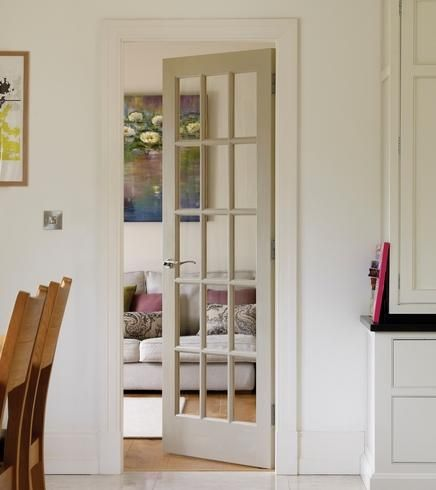 Howdens Joinery softwood internal doors range feautures a wide choice of glazed and panelled designs including 4 and 6 panel pine doors. & Interior Wooden Doors | Interior and Exterior Furnishings/Designs ... pezcame.com