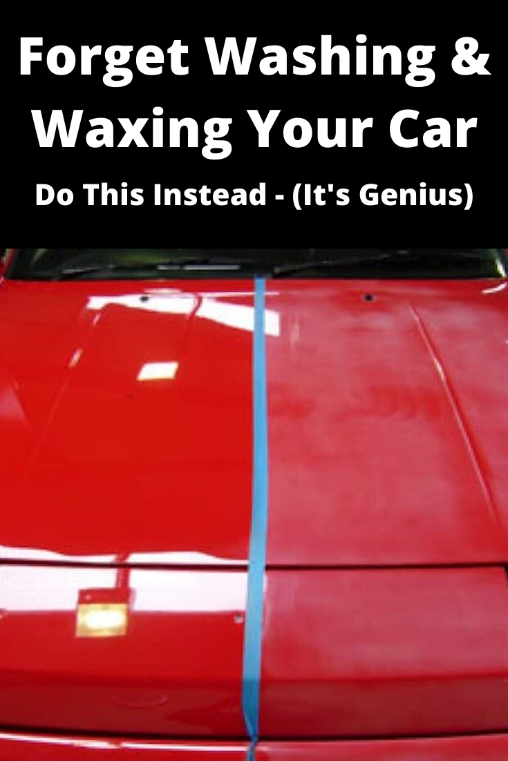 Forget Car Washes Waxes Do This Wash Wax Car Paint Repair Car Coating