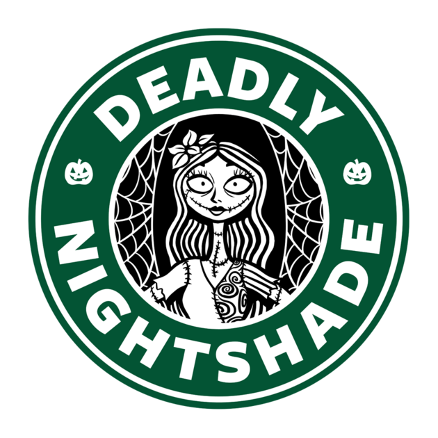 Check out this awesome 'Deadly+Nightshade' design on