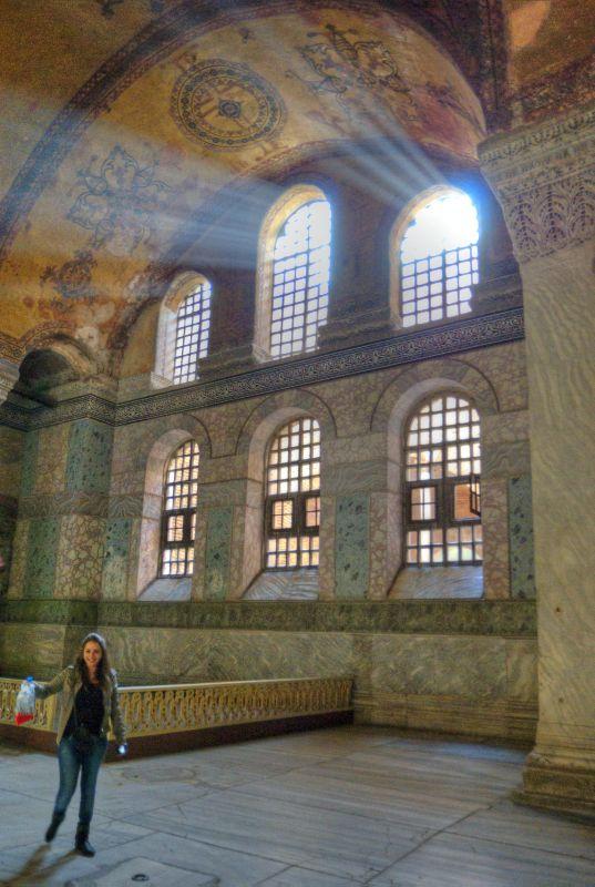 Lights Of Istanbul Hagia Sophia Museum Hagia Sophia Church Architecture Istanbul