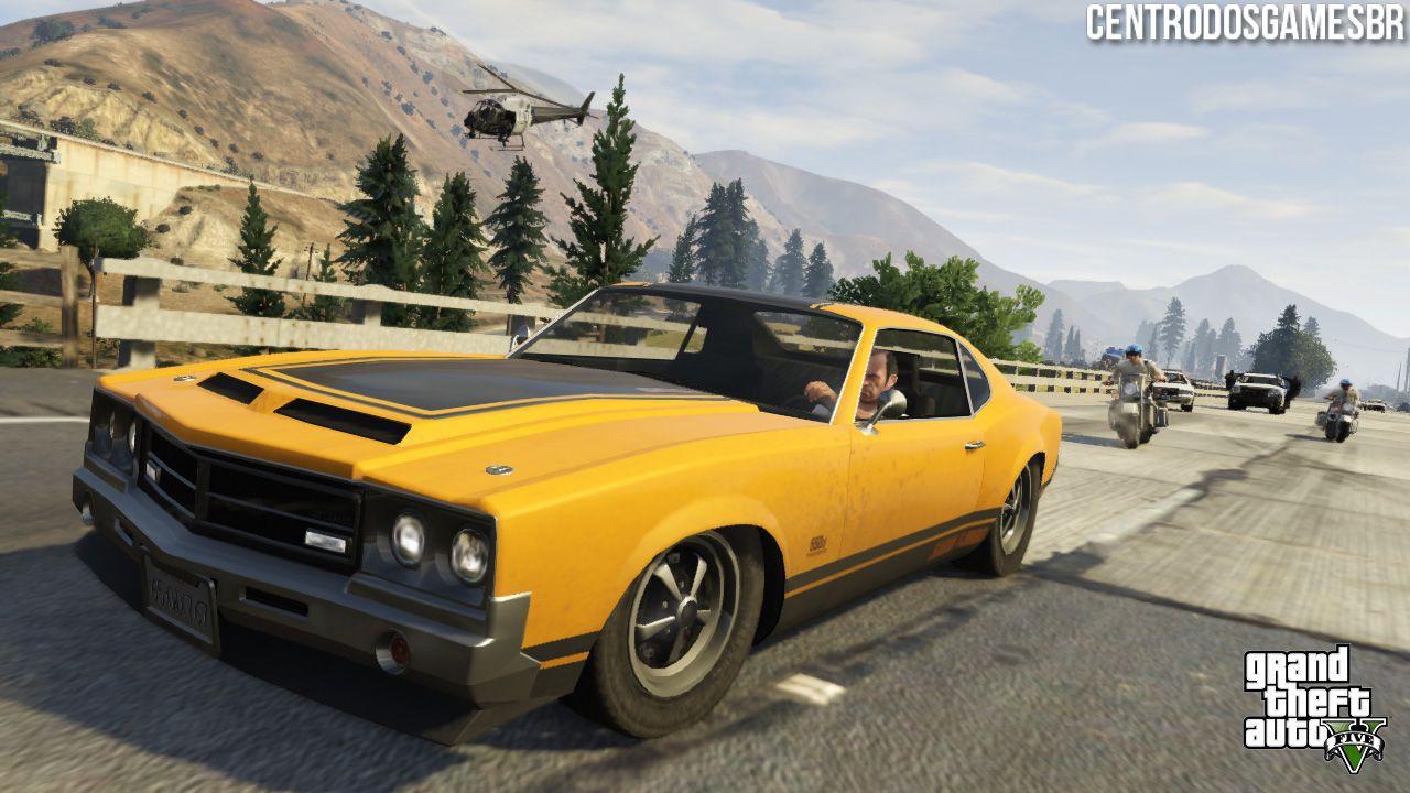 Grand Theft Auto 5, Imagens na E3 (11)