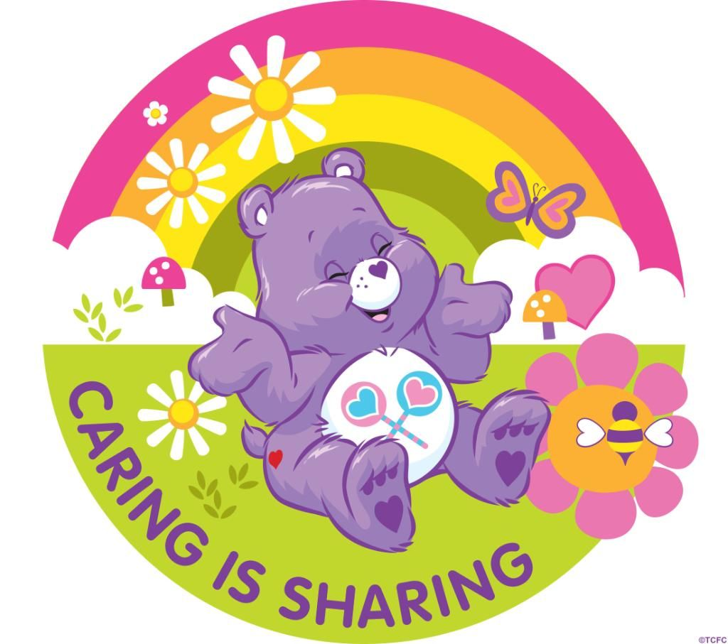 How Will You Share Your Care Today Let Us Know Below