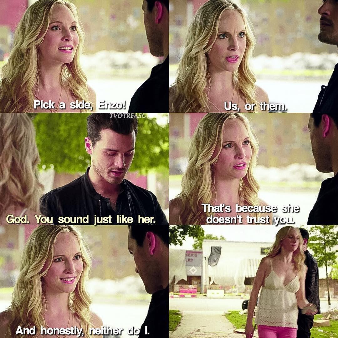 """Ic; @vxmpwolves  Caroline is so cute """
