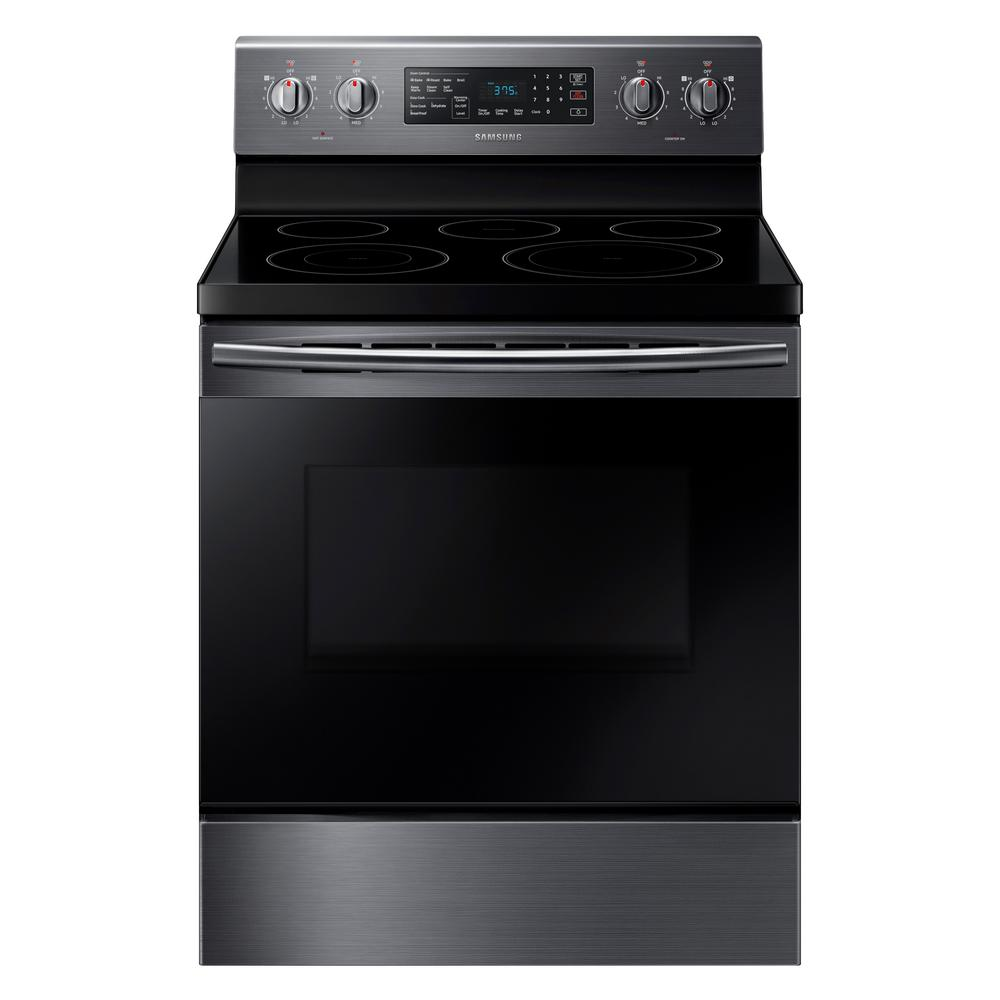 how to steam clean oven samsung