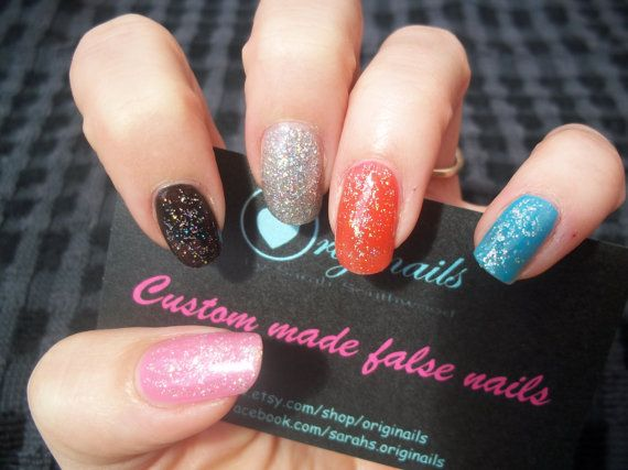 Pixie dust glitter polish 12ml by originails on Etsy, £5.00