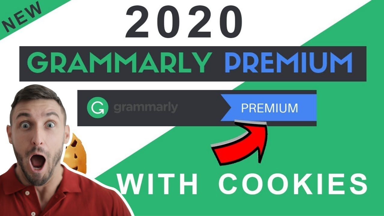 How to Get Grammarly premium free with cookies Grammarly