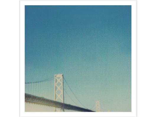 OpenSky Exclusive: Emily Henderson's We'll Cross That Bridge Print by OhSnap from Emily Henderson on OpenSky
