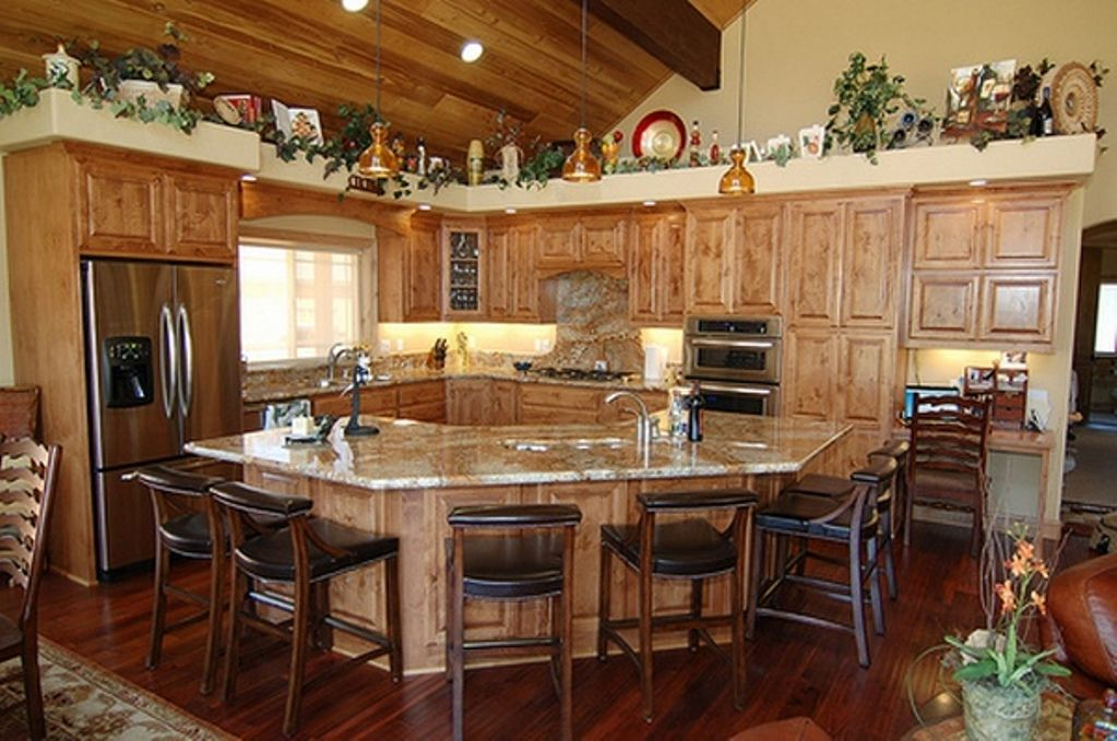 Rustic Country Kitchen Designs 1t1k3Olq3 | Kitchen | Pinterest ...