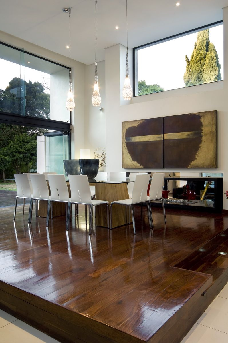 | Wood | House Mosi | Dining area | Nico van der Meulen Architects | M Square Lifestyle Design #Contemporary
