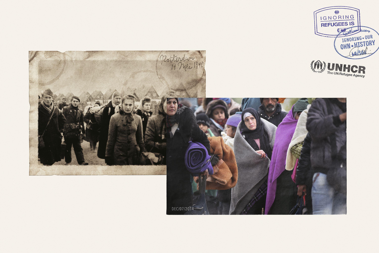 UNHCR: Rotterdam | Ads of the World™