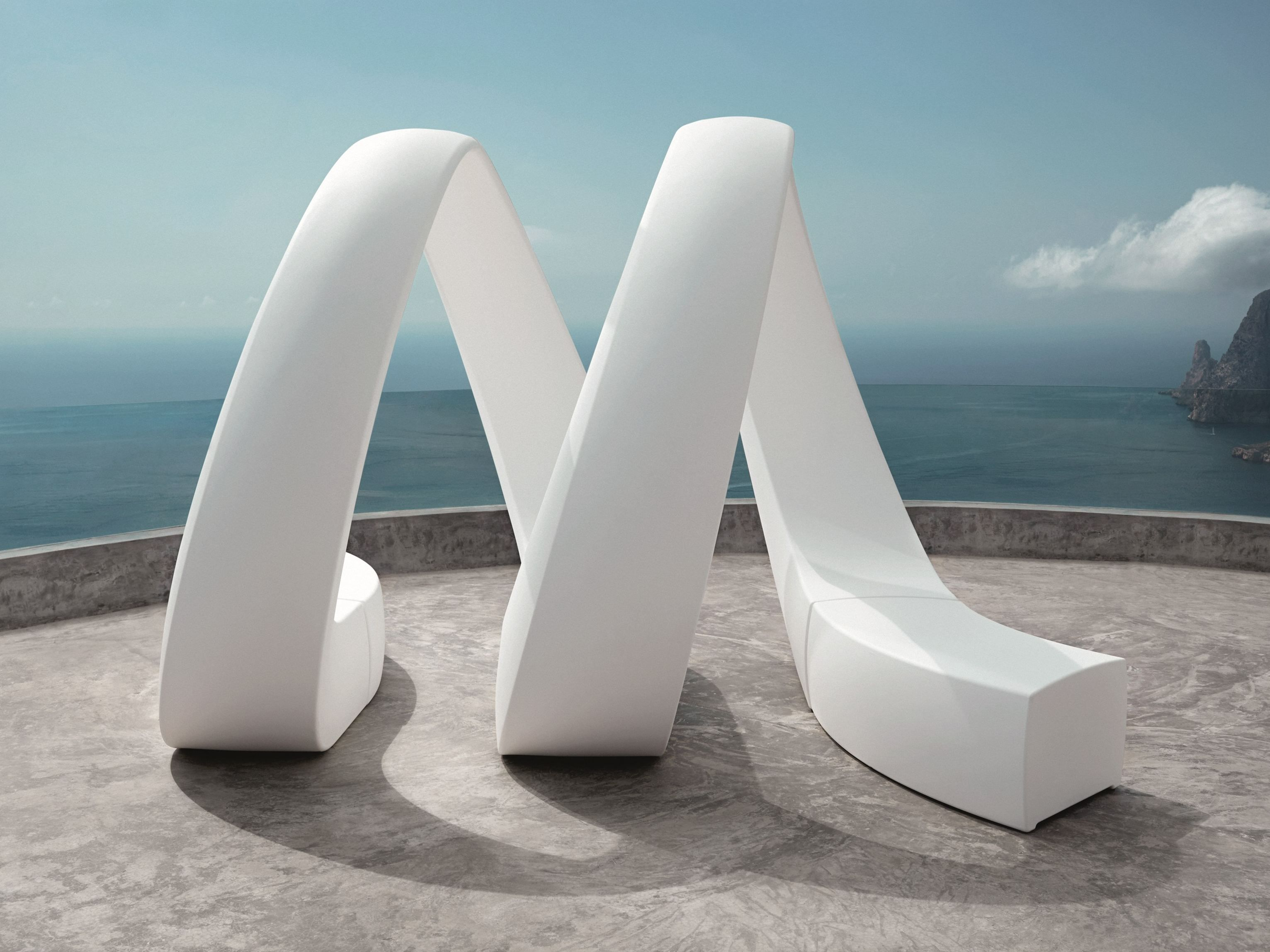 Banc de jardin composable and by vondom design fabio novembre produits design pinterest - Imitazioni mobili design ...