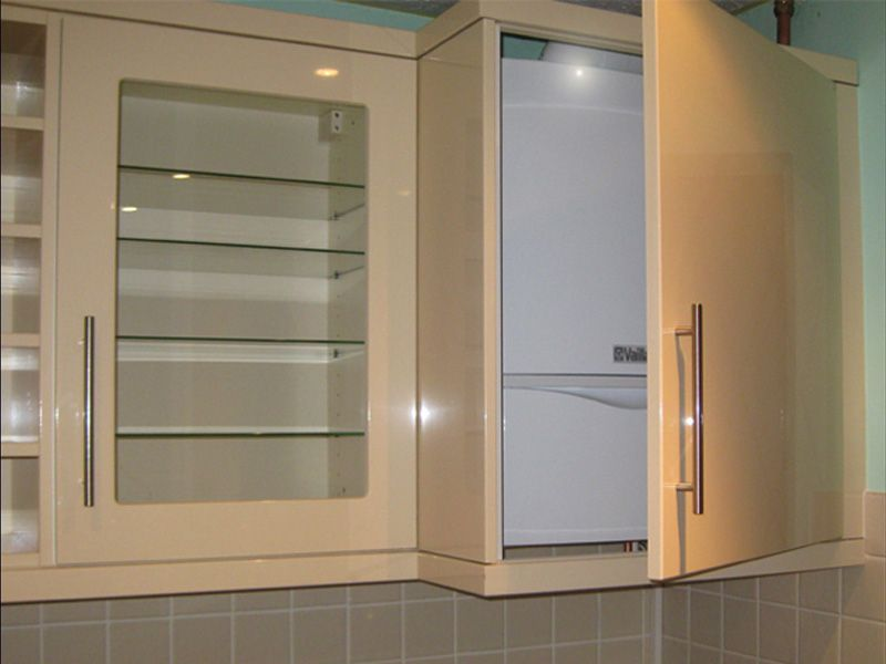 Stylish boiler kitchen cupboard & Stylish boiler kitchen cupboard   Boiler   Pinterest   Kitchen ...
