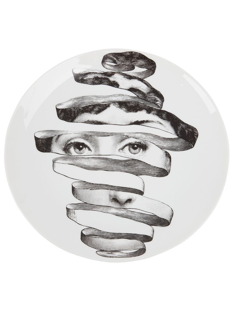 Photo of Search Results for FORNASETTI plate