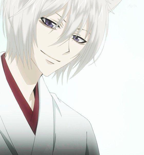 Oh This Smile.. #Tomoe #Fox #KamisamaHajimemashita