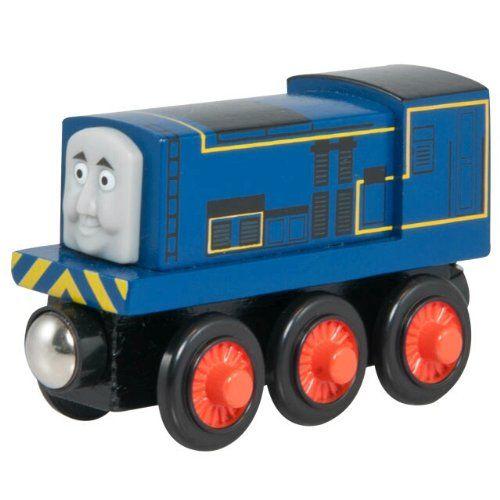 Thomas The Tank Engine Wooden Railway Sidney Mah Tah Friends