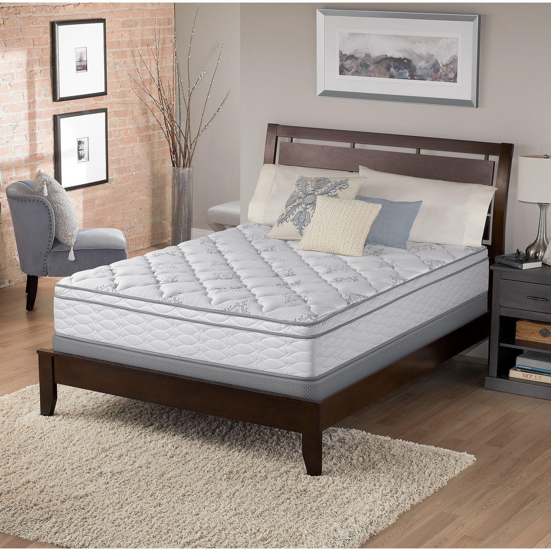 Serta Perfect Sleeper Chasefield Plush Eurotop Mattresses And