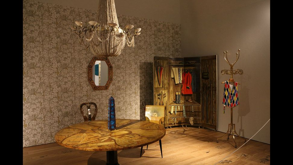 Fornasetti Mobili ~ Interiors special u2013 in pictures ft.com mobile house interiors