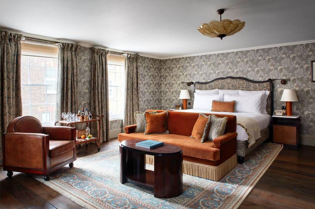 London's best design hotels | Soho house