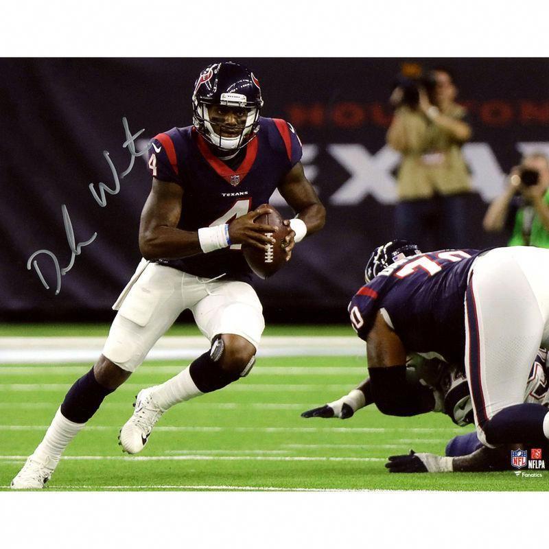 Deshaun Watson Houston Texans Fanatics Authentic
