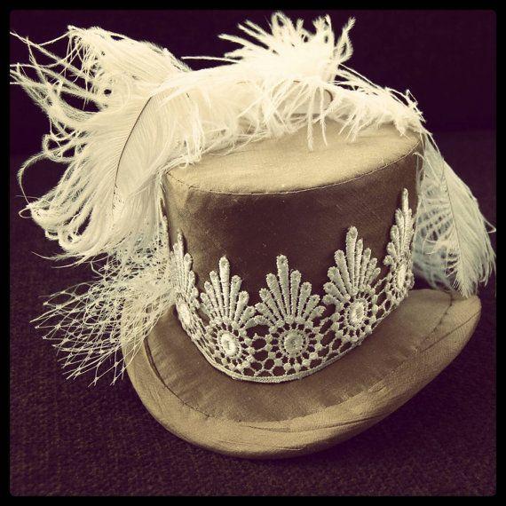 Vestido de boda de Steampunk Steampunk Wedding por OohLaLaBoudoir