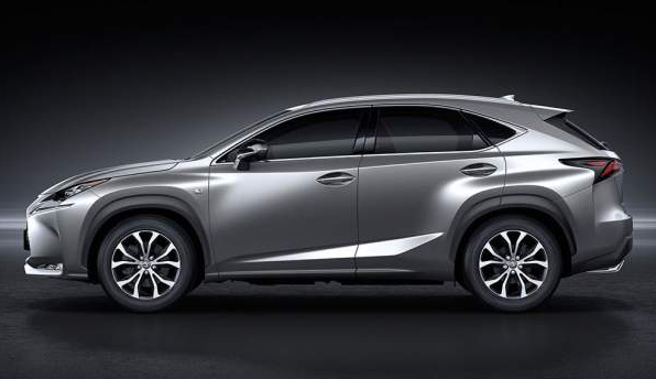 2018 lexus nx 200t f new exterior style pinterest. Black Bedroom Furniture Sets. Home Design Ideas