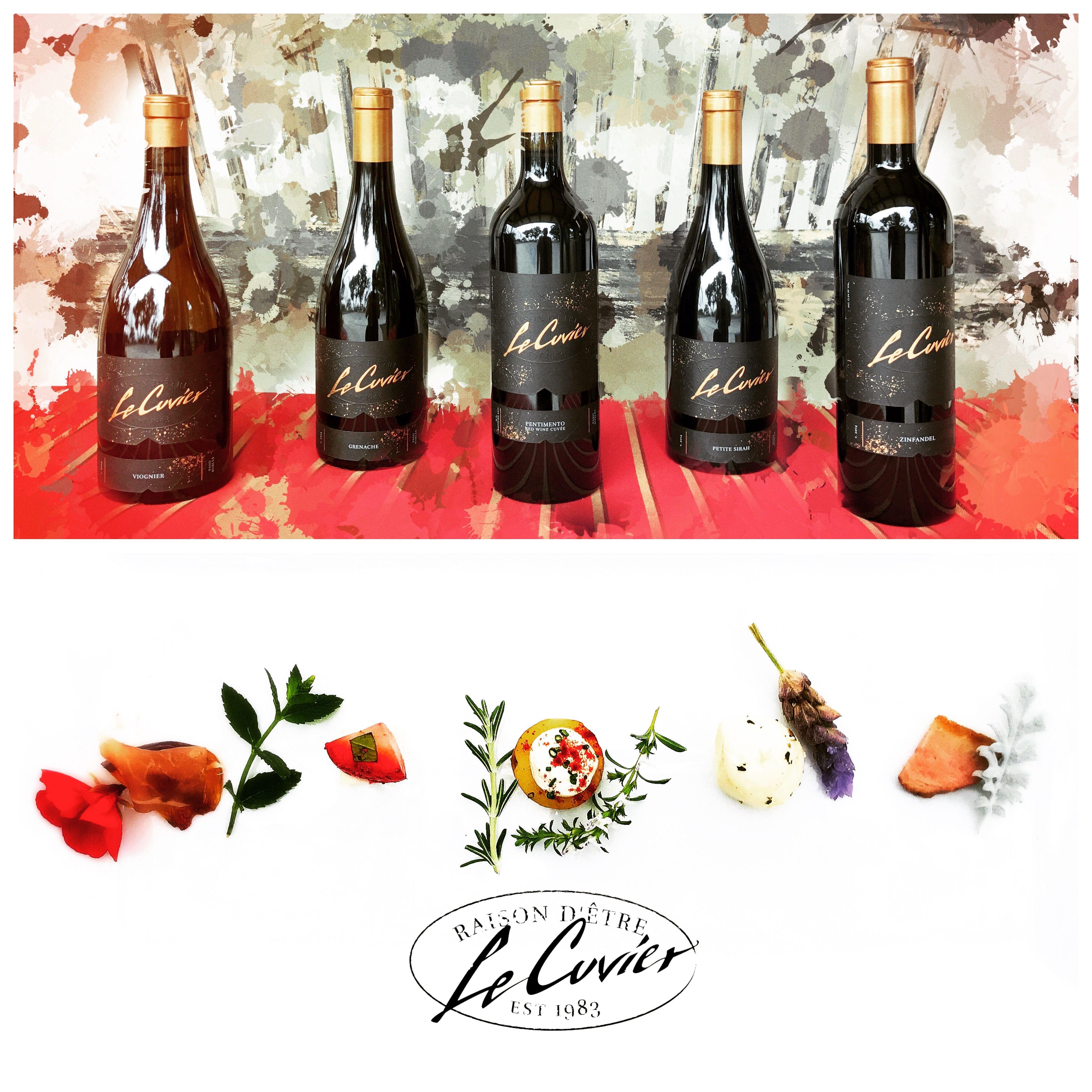 Le Cuvier Wine Food Pairing Wine Pairing Wine