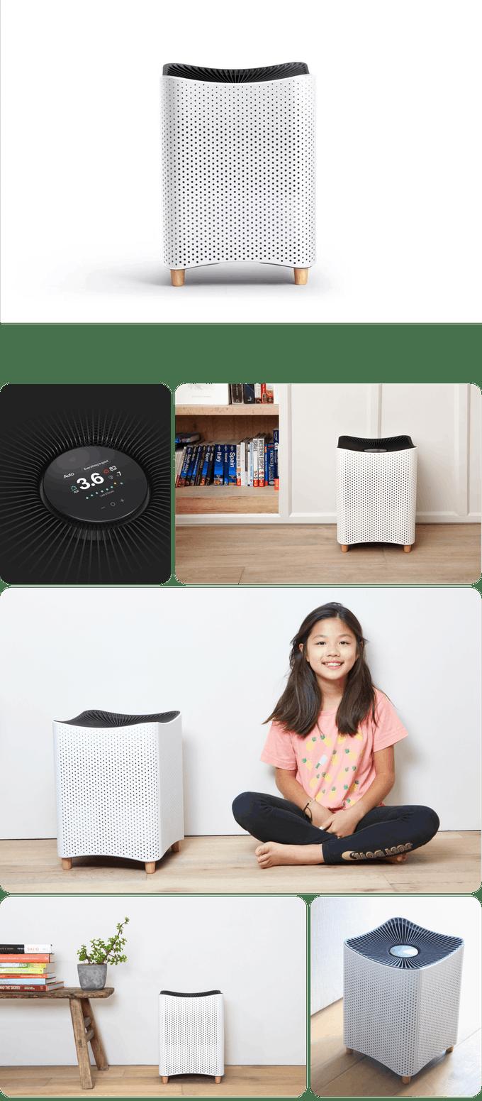 Pin by sense on 产品方 in 2020 Air purifier design, Air