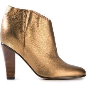 amazing price cheap online Golden Goose Jen Metallic Ankle Boots cheap for nice 348Q02