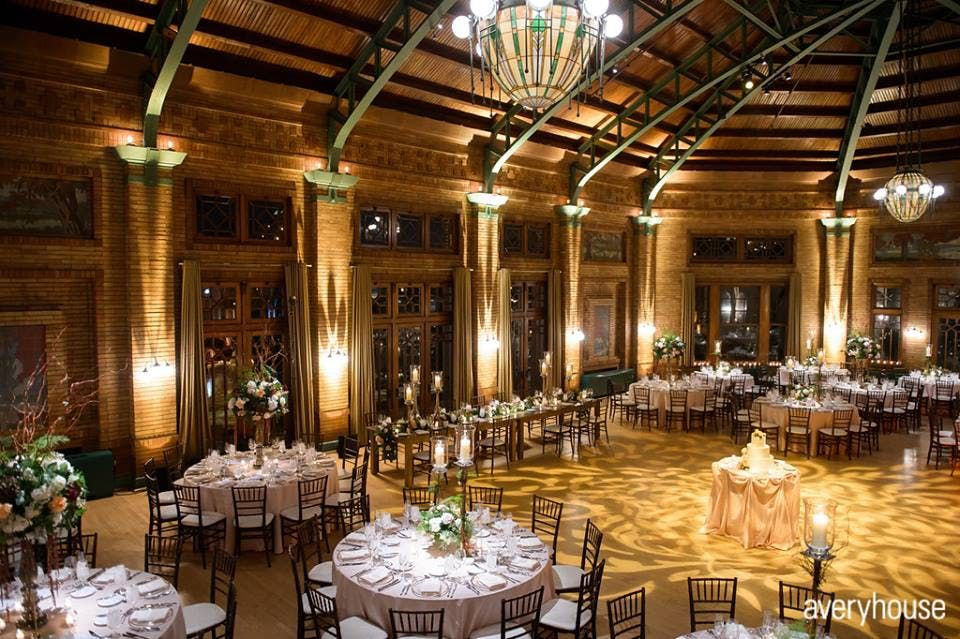 The 10 Most Beautiful Wedding Venues In Chicago Via Purewow Chicago Wedding Venues Luxury Wedding Venues Best Wedding Venues