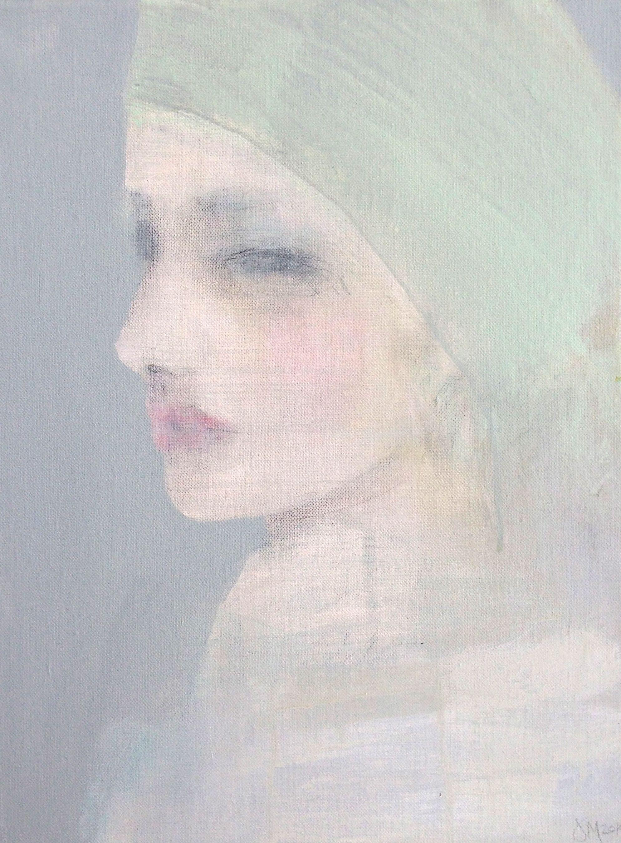 """in silk from furthest away"" by Jorunn Mulen www.almostapril.com"