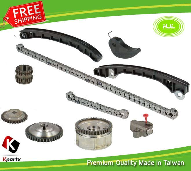 Details About Timing Chain Kit Fit Nissan Versa Tiida Qashqai