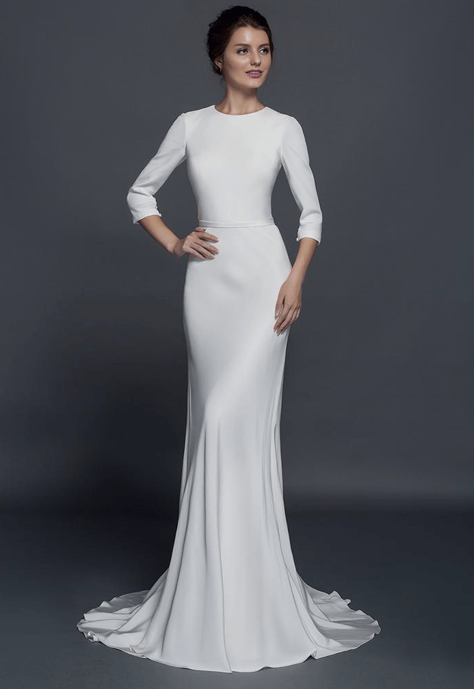 Modest long sleeve wedding dresses from Darius Couture | "|693|1007|?|en|2|3025c326cb02bc1e56cf856f514fc360|False|UNSURE|0.31185266375541687