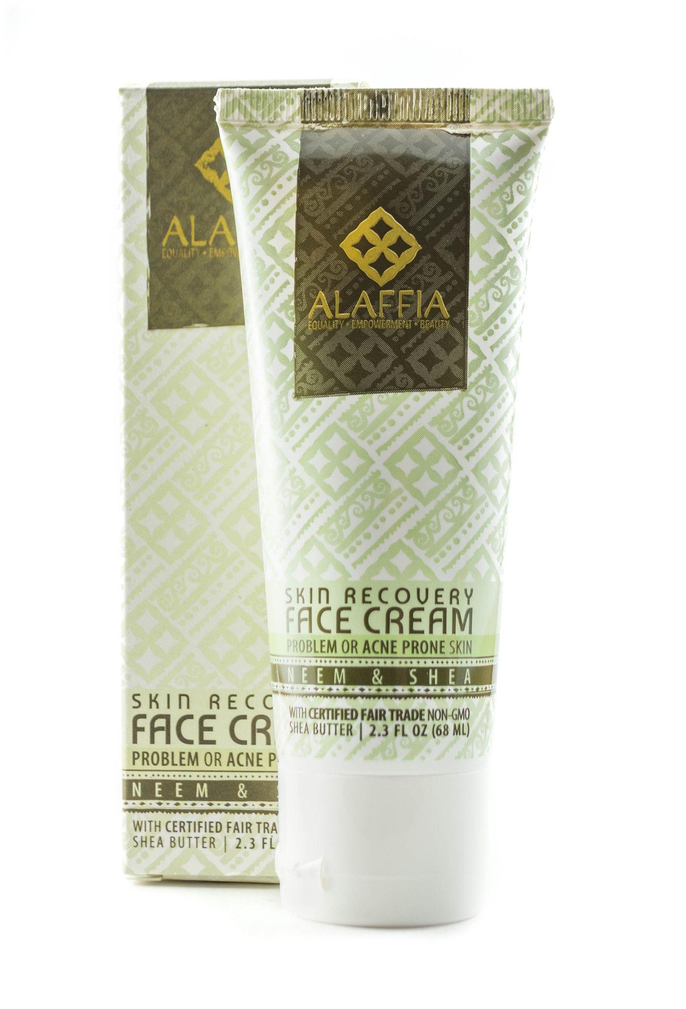 Skin Recovery Face Cream Face cream, Skin, Cream