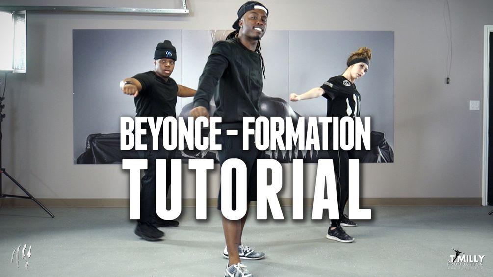 Willdabeast Adams Formation Beyonce Dance Tutorial Dance