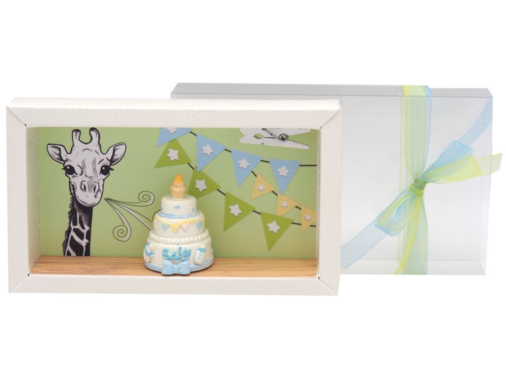 Geldgeschenk Taufe Geburt Geburtstag Geschenkverpackung Junge