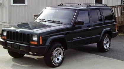 2000 Jeep Cherokee Jeep Cherokee Sport Jeep Cherokee Jeep