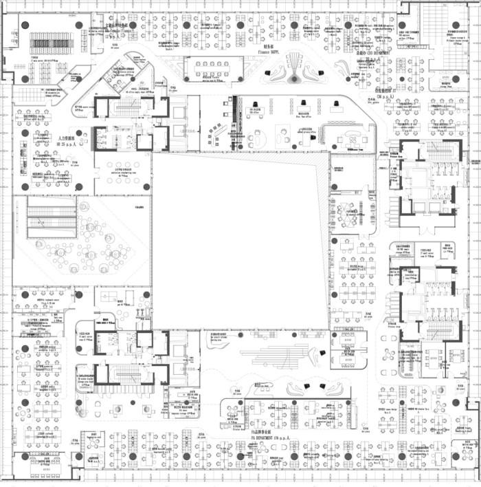 5th Fl Office Snapshots Office Layout Plan Office Floor Plan Office Layout