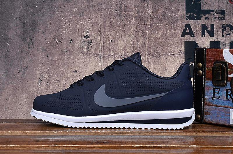 Nike Cortez Ultra Moire Unisex Black
