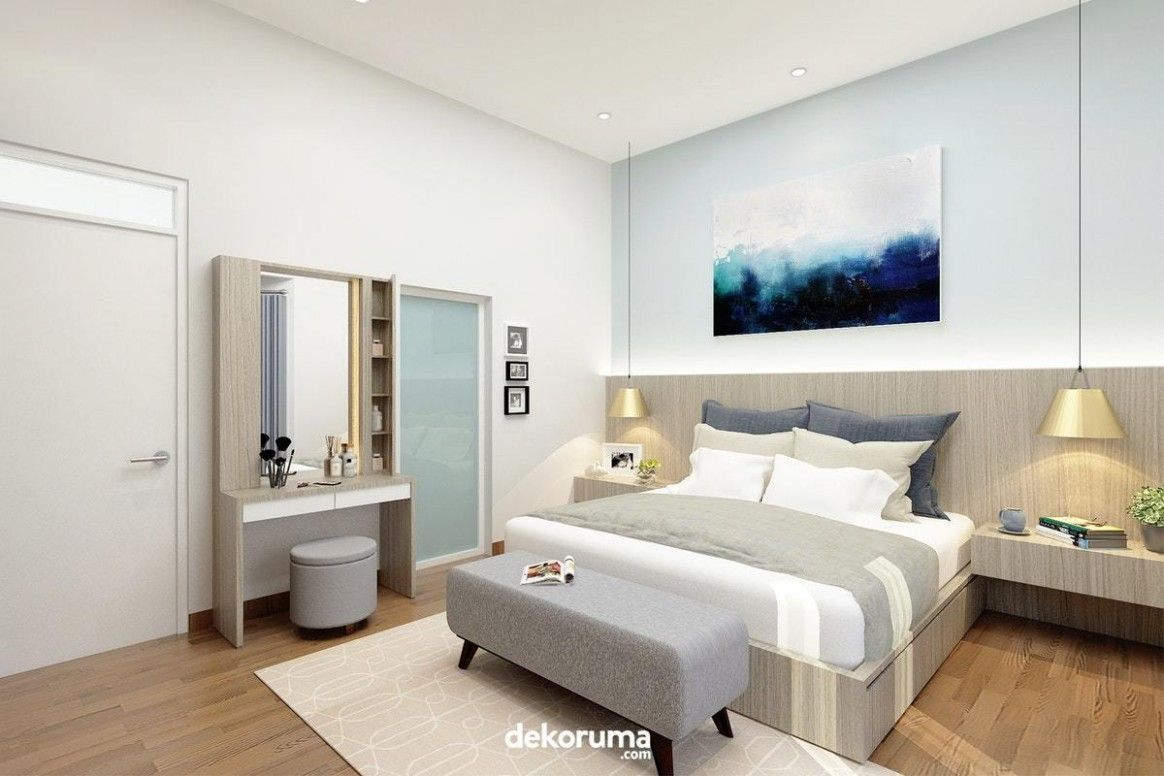 3+ Model Pajangan Kamar Tidur Minimalis in 3  Art deco home