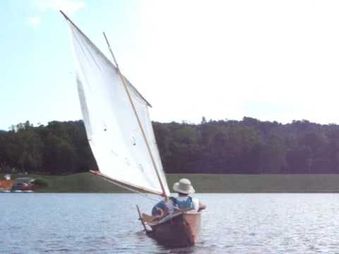 Add a Sail to a Canoe or Kayak – Drop-in Sailing Rig Plan