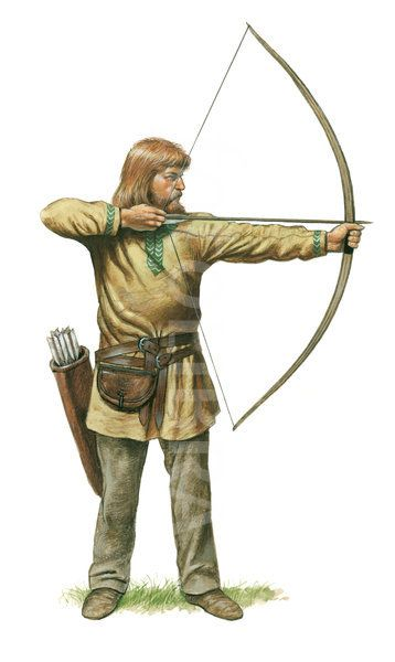 Viking Archer Miles Kelly Germanic Tribes Vikings Norse