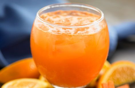 Honeydew, Orange & Carrot Juice Recipe