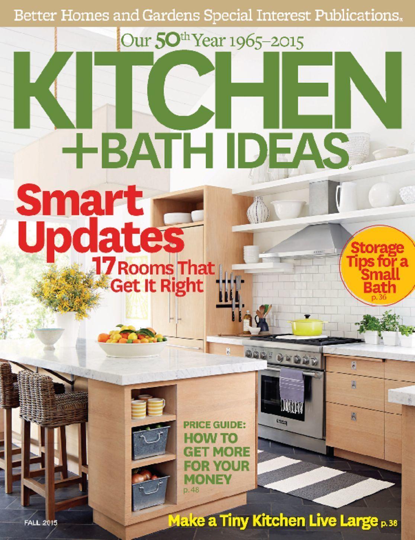 Kitchen Bath Ideas Digital Magazine Discountmags Kitchen Bath Ideas