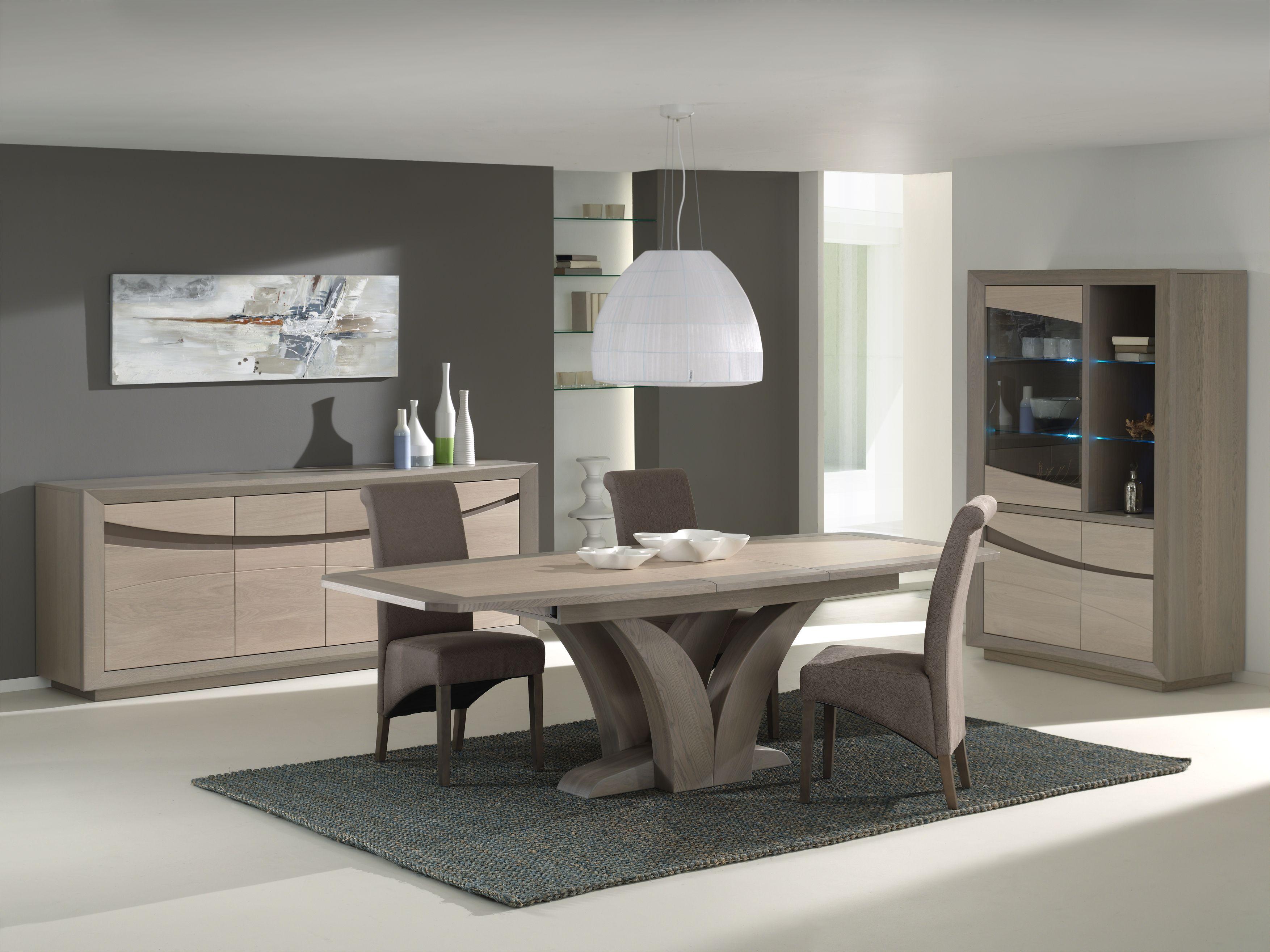Chic et moderne, la salle à manger Cera Beauté de Lievens ...