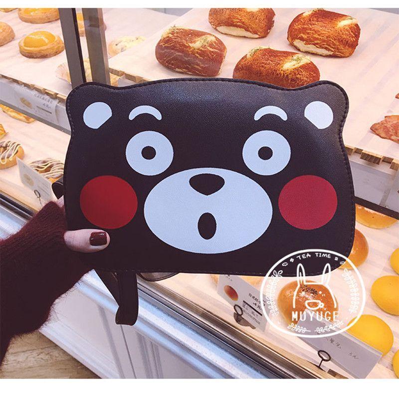 Cute harajuku anime bear bag YV108