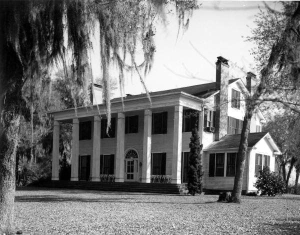 Southwood plantation house tallahassee florida old for Southern homes florida