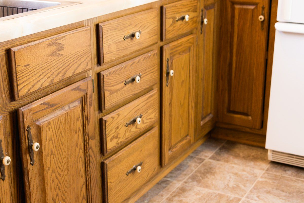 The kitchen cabinet makeover you didnut know you were waiting for