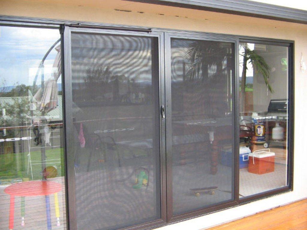 alternative to sliding screen doors