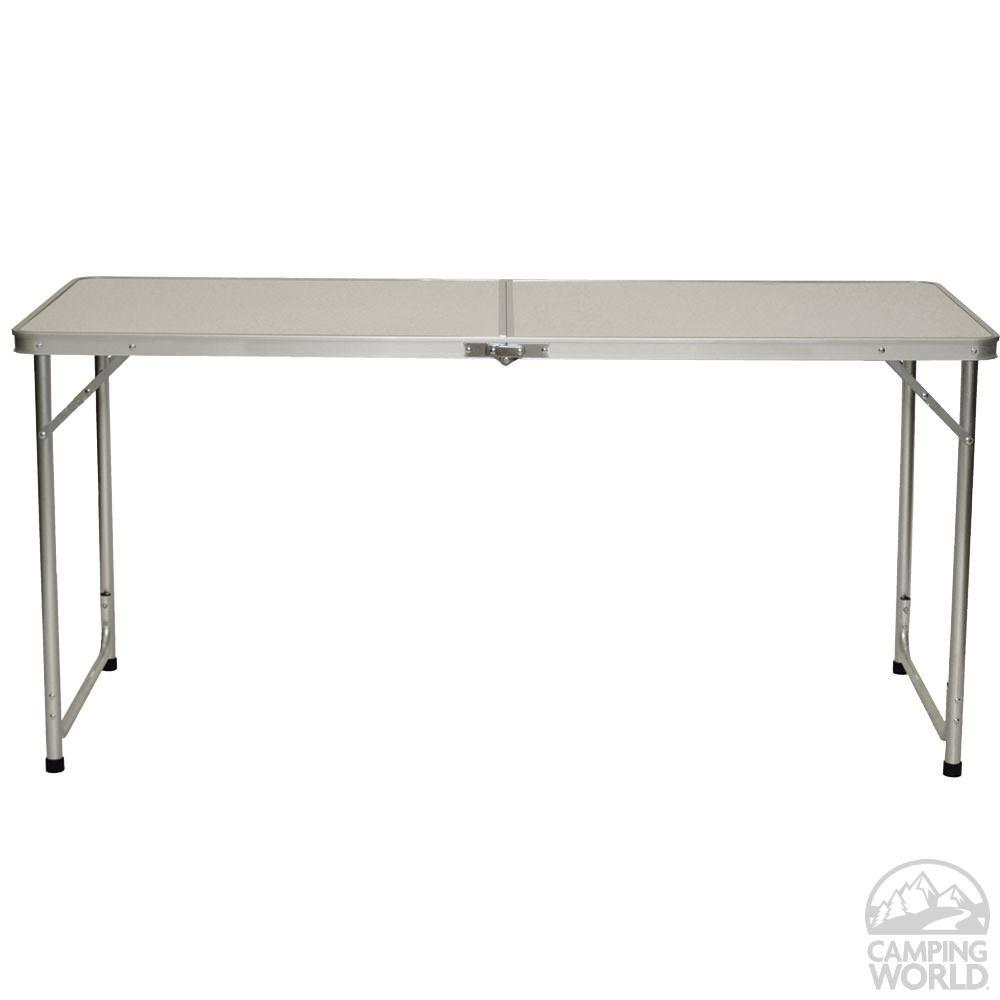5 Fold N Half Aluminum Table Folding Table Table